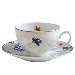 Bernardaud Favorita Tea Saucer Boule Shape