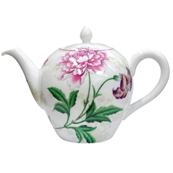 Bernardaud Favorita Tea Pot Boule Shape