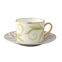 Bernardaud Frivole Tea Saucer Only