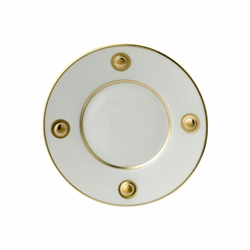 Bernardaud Ithaque Gold Bread & Butter Plate