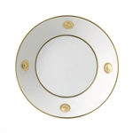 Bernardaud Ithaque Gold Salad Plate