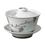 Bernardaud Promenade Small Covered Cup