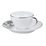 Bernardaud Promenade After Dinner Saucer Only