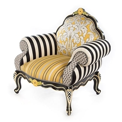 Mackenzie-Childs Queen Bee Chair