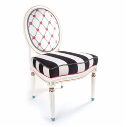 MacKenzie-Childs Merrifield Side Chair