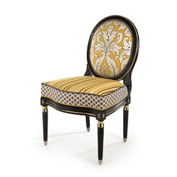 Mackenzie-Childs Queen Bee Setting Seat