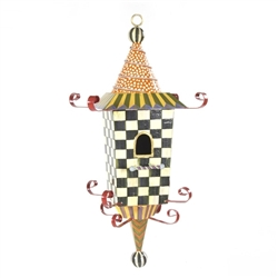 MacKenzie-Childs Pagoda Birdhouse