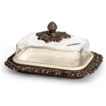 The GG Collection Covered Butter Dish