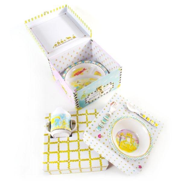 MacKenzie-Childs Frog Toddler Dinnerware ...  sc 1 st  Chelsea Gifts & MacKenzie-Childs Frog Toddler Dinnerware Boxed Set - Chelsea Gifts
