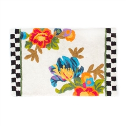 MacKenzie-Childs Flower Market Bath Mat