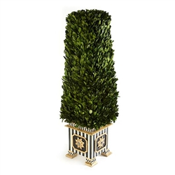 MacKenzie-Childs Boxwood Obelisk - Medium