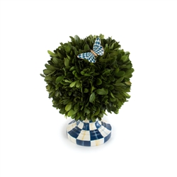 Mackenzie-Childs Royal Check Architect's Centerpiece - Small