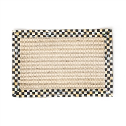 Mackenzie-Childs Cable Wool/Sisal Rug - 2' x 3'
