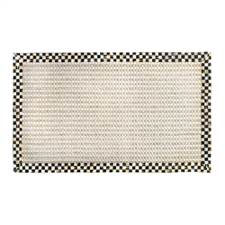 Mackenzie-Childs Cable Wool/Sisal Rug - 3' x 5'
