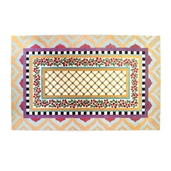 Mackenzie-Childs Hitchcock Field Rug - 5' x 8'