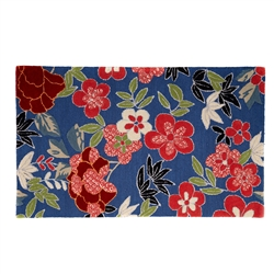 Mackenzie-Childs Bluetopia Rug - 3' x 5'