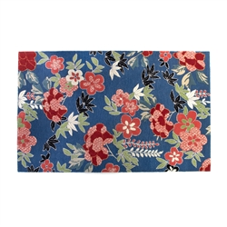 Mackenzie-Childs Bluetopia Rug - 5' x 8'