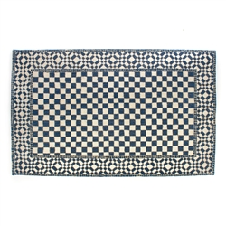 Mackenzie-Childs Royal Check Rug - 5' x 8'