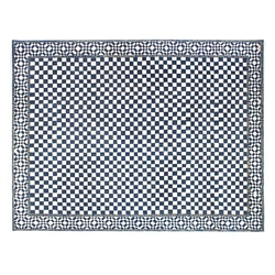Mackenzie-Childs Royal Check Rug - 9' x 12'