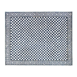 Mackenzie-Childs Royal Check Rug - 8' x 10'