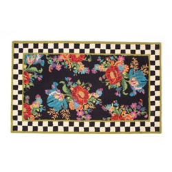 MacKenzie-Childs Flower Market Rug 3' X 5'