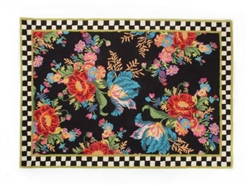MacKenzie-Childs Flower Market Rug 8' X 10'