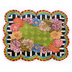 MacKenzie-Childs Cutting Garden Rug - 6 Ft. 5 in. X 8 Ft.