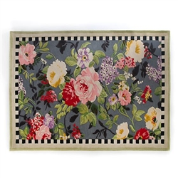 MacKenzie-Childs Tudor Rose Rug - 8 Ft. X 10 Ft.
