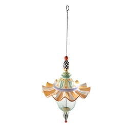 Mackenzie-Childs Pendant Bird Feeder - Poplar Ridge