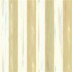 MacKenzie-Childs Parchment Stripe Wallpaper