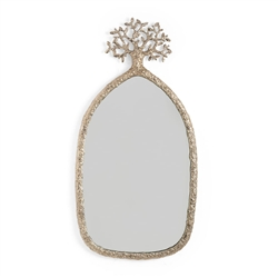 Michael Aram Tree of Life Hanging Wall Mirror