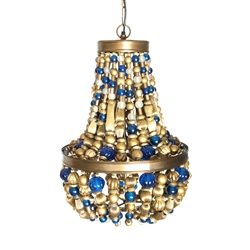 Mackenzie-Childs Bluetopia Chandelier