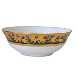 Bernardaud Limoges Heloise Salad Bowl