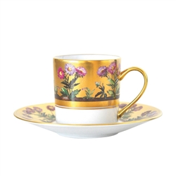 Bernardaud Limoges Heloise After Dinner Saucer Only