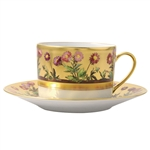 Bernardaud Limoges Heloise Tea Saucer Only