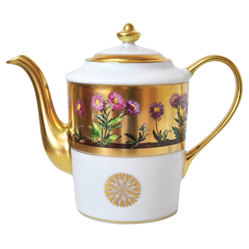 Bernardaud Limoges Heloise Coffee Pot