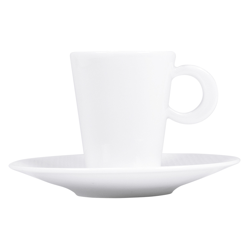 Bernardaud Organza After Dinner Coffee Saucer Only