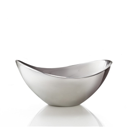 Nambe Butterfly Bowl 1 Qt 9 In Dia