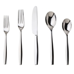 Nambe Flatware - Aidan - 5 Piece Place Set