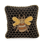 Mackenzie-Childs Queen Bee Pillow