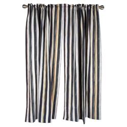 MacKenzie-Childs Courtly Stripe Curtain Panel