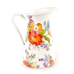 Mackenzie-Childs Flower Market Practical Pitcher - Small