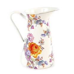 Mackenzie-Childs Flower Market Practical Pitcher - Medium