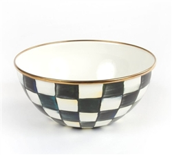 MacKenzie-Childs Courtly Check Everyday Bowl Small