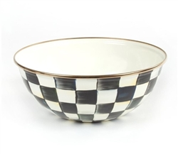 MacKenzie-Childs Courtly Check Everyday Bowl Medium