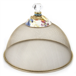 MacKenzie-Childs Small Mesh Dome Flower Market
