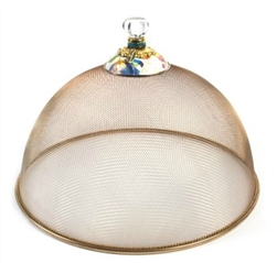 MacKenzie-Childs Large Mesh Dome Flower Market