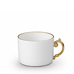 L'Objet 24kt Gold Filet Tea Cup