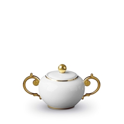 L'Objet 24kt Gold Sugar Bowl