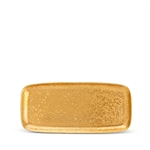 L'Objet Alchimie Gold Rectangular Platter - Medium